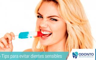 6 Tips para evitar dientes sensibles