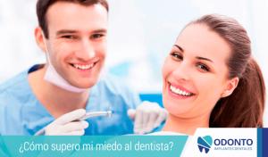 ¿Cómo supero mi miedo al dentista?