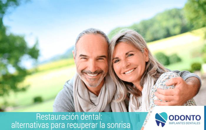 restauración dental